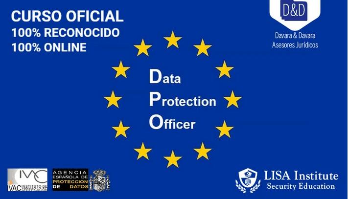 Curso en protección de datos