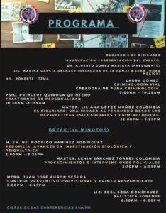 itinerario congreso
