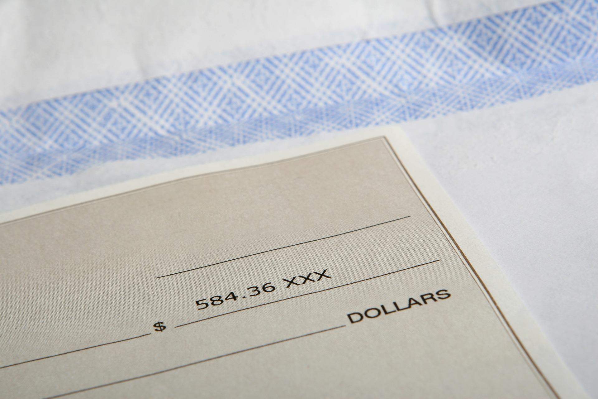 fraudes en cheques
