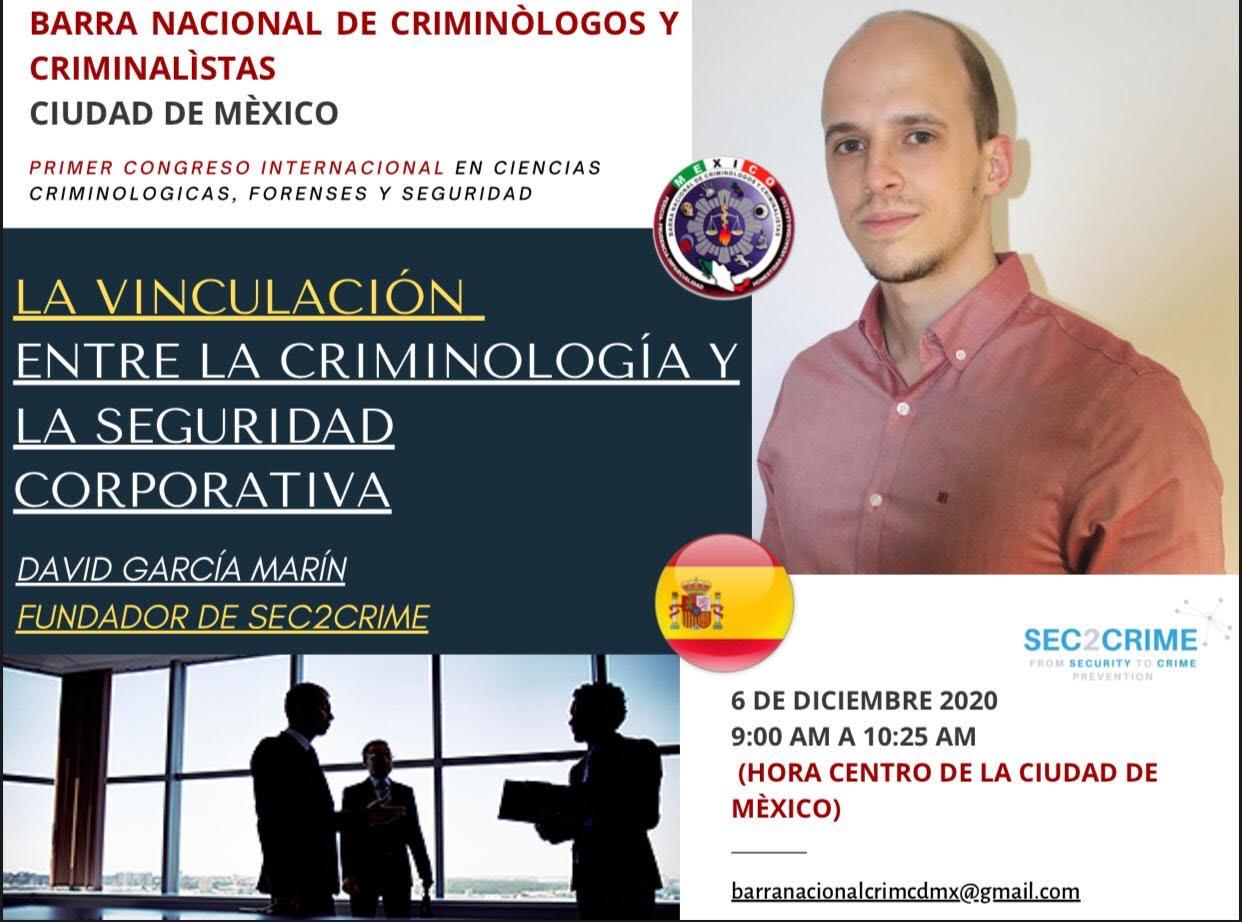 Congreso Internacional de Criminología y Seguridad