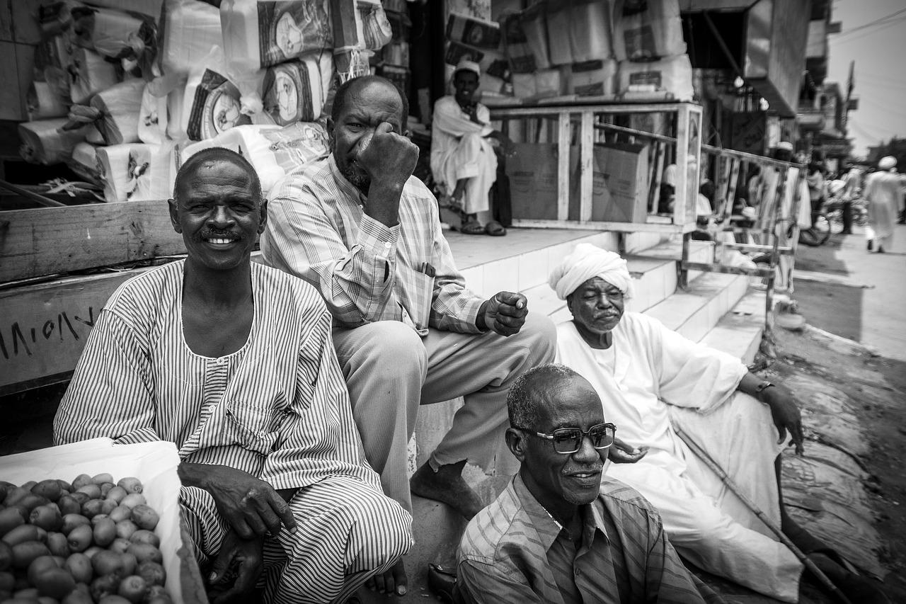 Conflicto étnico sudán