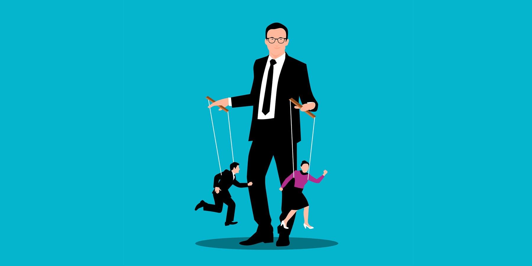 la persuasión coercitiva