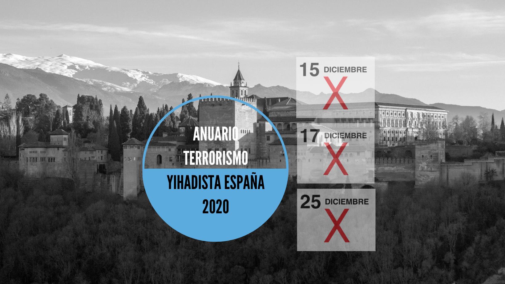 Últimos casos de terrorismo yihadista en España 2020