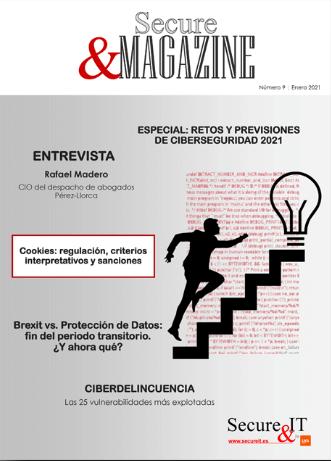 Revista de seguridad informática