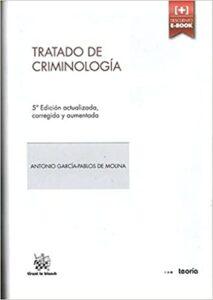 Manual de criminología