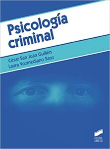 Cesar San Juán Manuales criminología