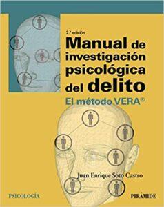 Libro de investigación y criminología Enrique Soto